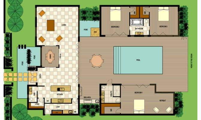 Three Bedroomed Villas Plans Joy Studio Design