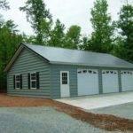 Three Car Garage Home Design