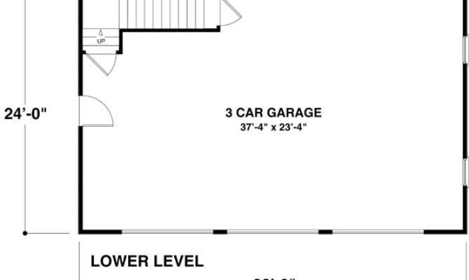 Three Car Garage Plans Building Garages