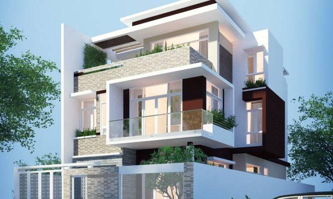 Three Storey Modern House Design Pinoy Designs