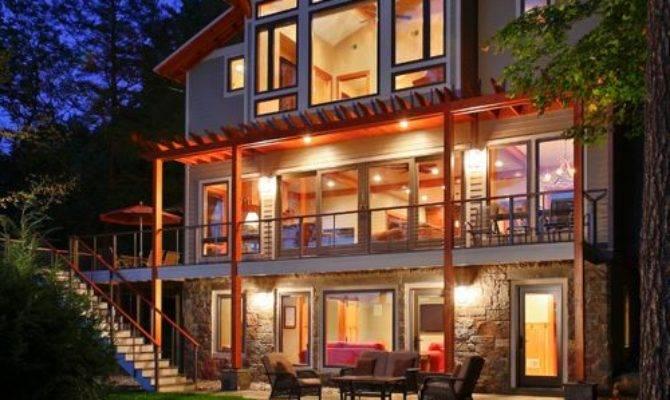 Three Story House Ideas Remodel Decor