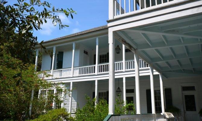 Tidewater Mansion Swift Coles House Bon Secour Alabama