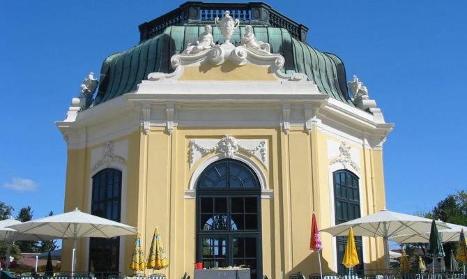 Tiergarten Sch Nbrunn Historic Central Pavilion