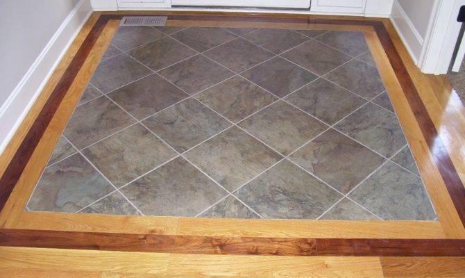 Tiled Entryway Tile Floor Flooring Tiles