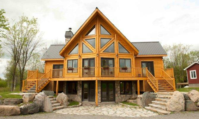 Timber Block Faq Much Does Log Home