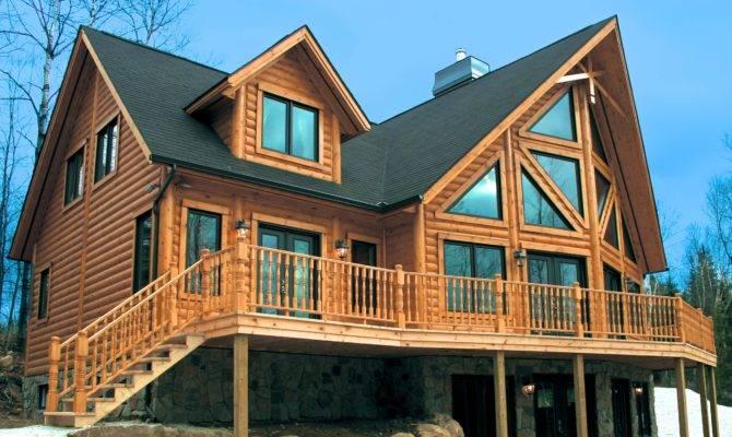 Timber Block Traditional Log Homes