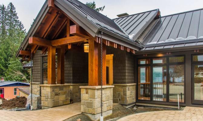 Timber Frame Camelot Homes Custom Home Builder Qualicum