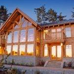 Timber Frame House Plans Canada