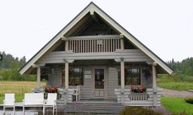 Timber Frame House Plans Houses