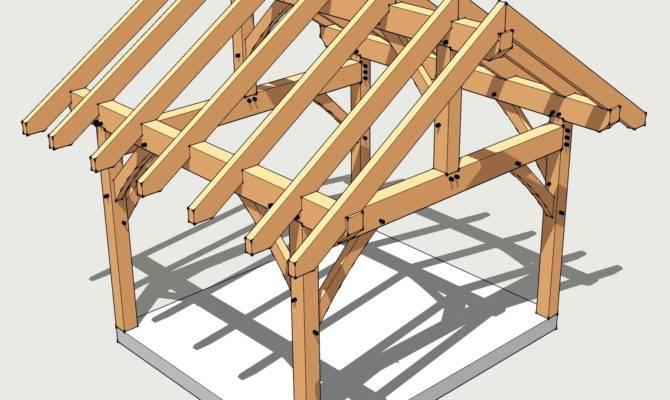 Timber Frame Plan