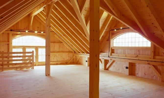 Timber Frame Reverse Gable Dormer Done Right