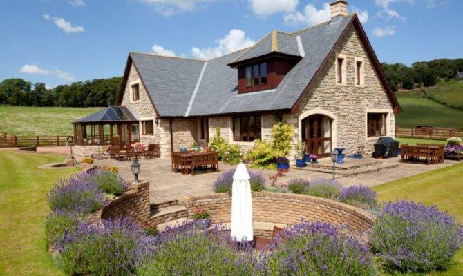 Timber Frame Self Build Houses Plans Design Galleries