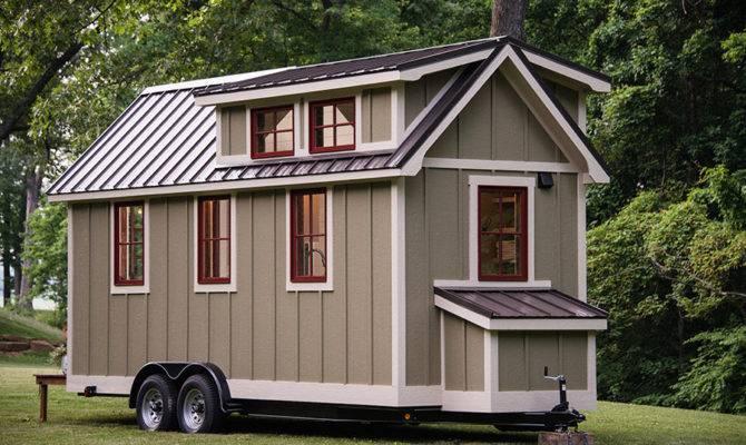 Timbercraft Tiny House Living Large Square Feet Idesignarch