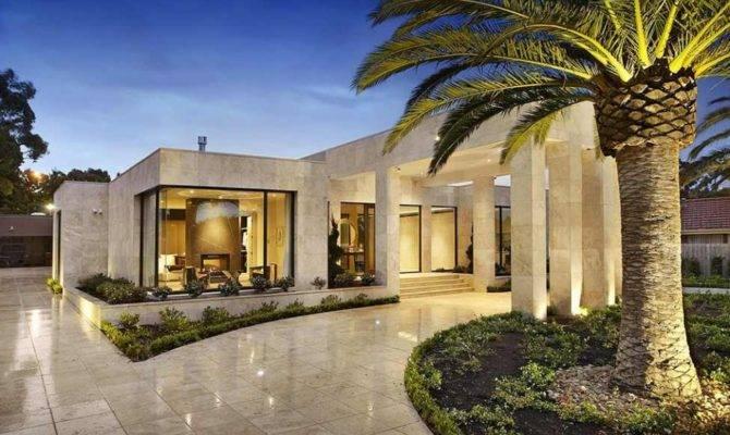 Timeless Contemporary Luxury Homes Glamorous Interior