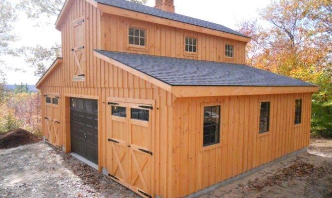 Tin Shed House Design Pole Barn Living Quarters Plans Joy