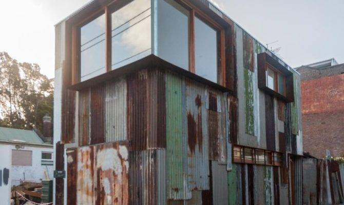 Tin Shed Office House Design Abc Radio National