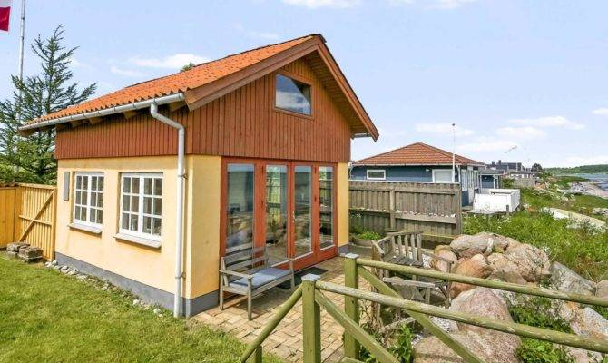 Tiny Beachfront Cottage Denmark Small House Bliss