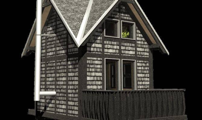 Tiny Cottage Plans Loft