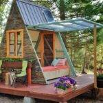 Tiny Frame Cabin Costs Just Build Curbed