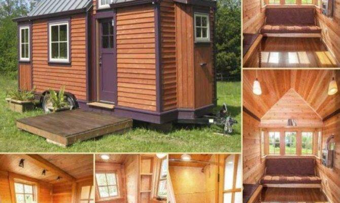 Tiny Home Wheels Foundation Would Yours