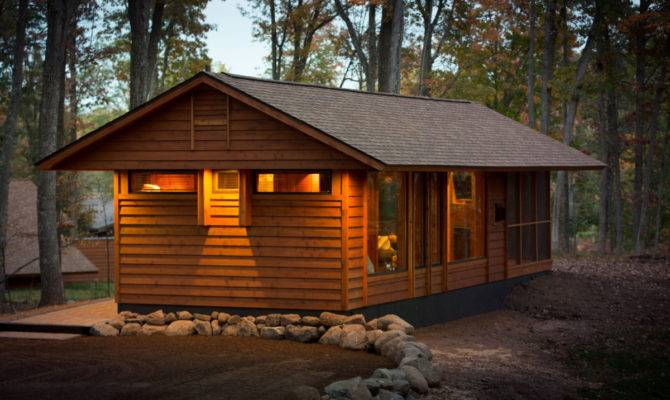 Tiny Homes Charming Cabins Canadian Off Grid