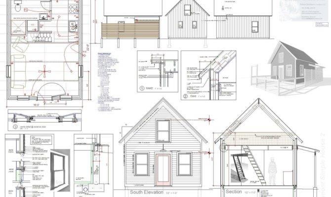 Tiny House Building Build