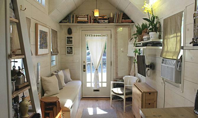 Tiny House Built Under Fits News