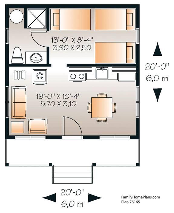 Tiny House Design Floor Plans Home House Plans 133599