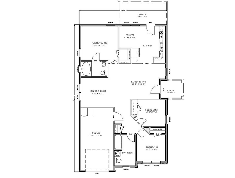 Tiny House Floor Plans Two Room Bedroom Large House Plans 165626