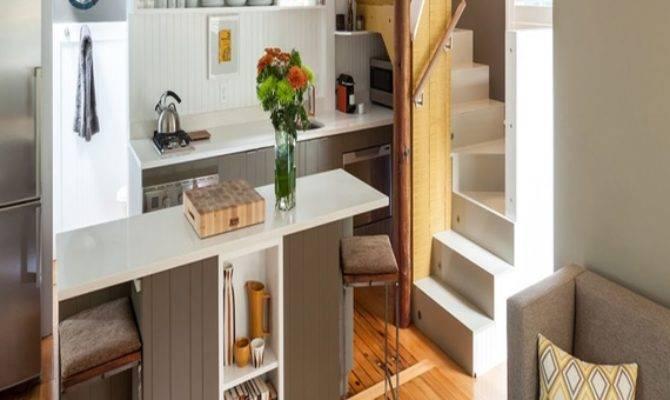 Tiny House Interior Brevard Company