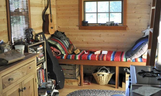 Tiny House Interior Portland Wikimedia Commons