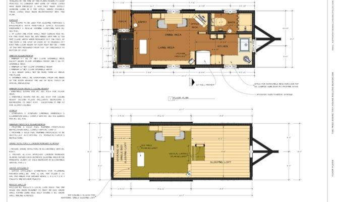 Tiny House Plan Moschata Small
