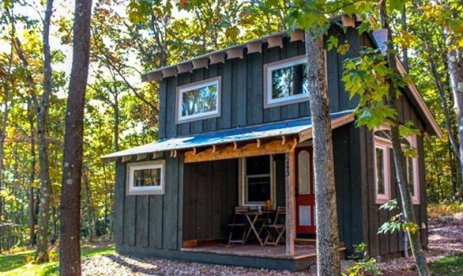 Tiny House Plan Walden Hobbitatspaces