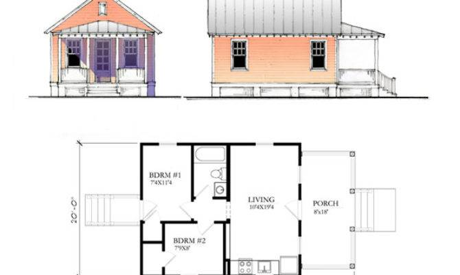 Tiny House Plans Families Life