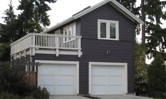 Tiny House Plans Garage Homes Floor