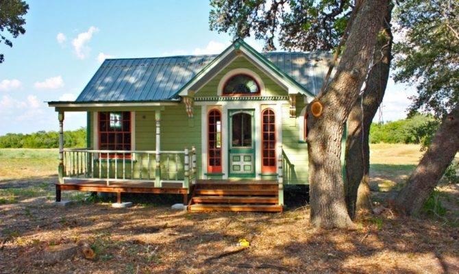 Tiny House Texas Houses Part