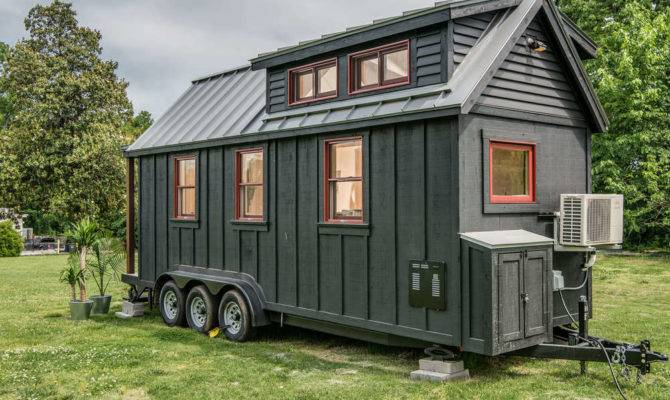 Tiny House Town Riverside New Frontier Homes