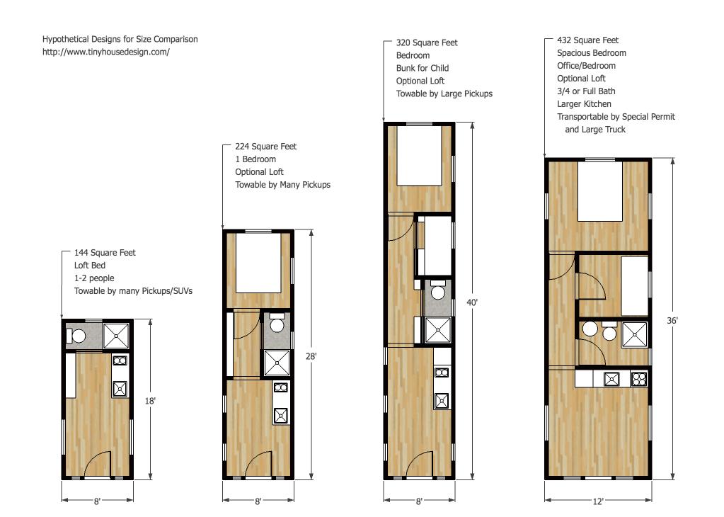 Tiny House Trailer Plans Insists Living Comfort House Plans 132542