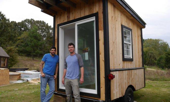 Tiny House Wheels Plans Cost Build Your Own