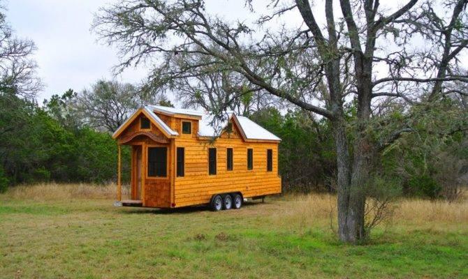 Tiny House Wheels Three Rocky Mountain Houses