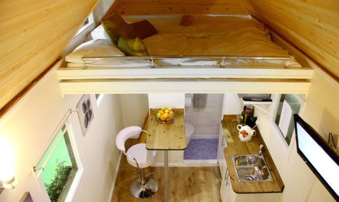 Tiny House Without Loft