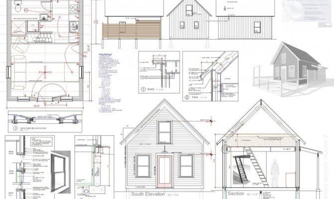 Tiny Houses Company Plans Tumbleweed House Home