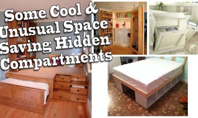 Tiny Houses Creative Space Saving Ideas Youtube