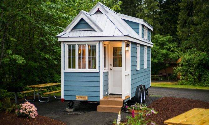 Tiny Houses Loved Week Whimsical