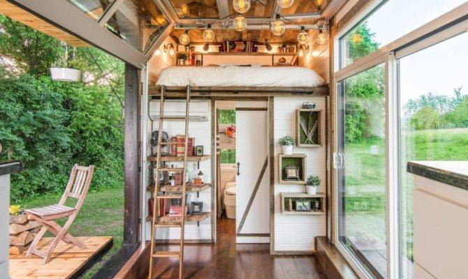 Tiny Houses More Tricked Out Eco Friendly