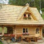 Tiny Log Cabin Super Cute Inside Country Living