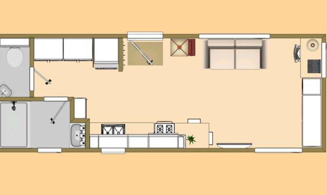 Tiny Small House Floor Plan Cozy Home Plans