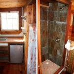 Tiny Texas Worker House Has Shower Toilet Bath Sink