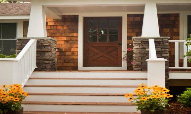 Tips Build Modern Front Porch Designs Fresh