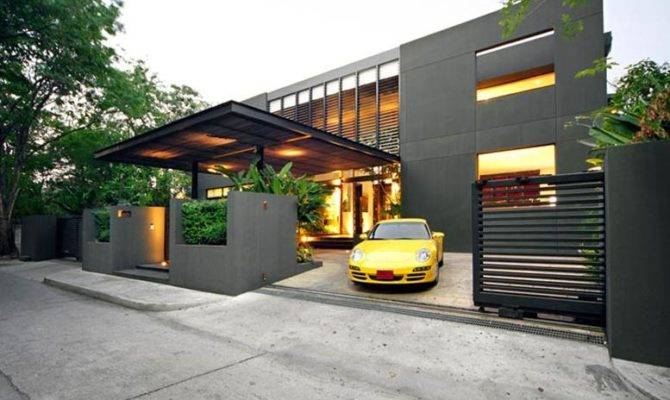 Tips Choose Modern Minimalist House Home Ideas